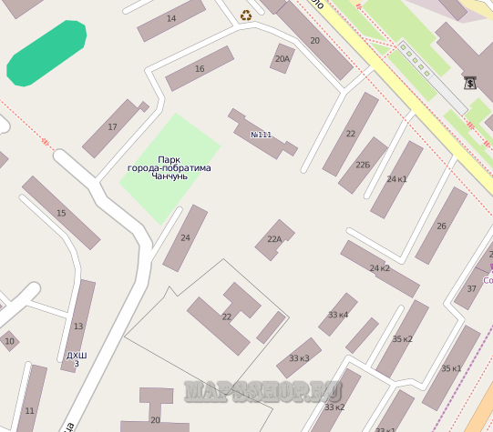 GPS карта Красноярского края
