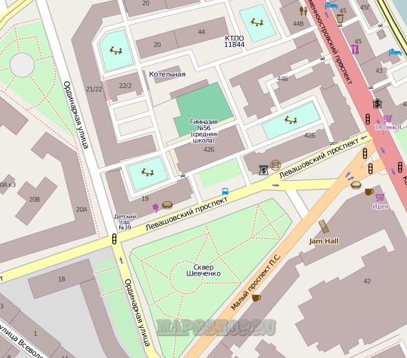 Топографическая Карта Курской Области Километровка