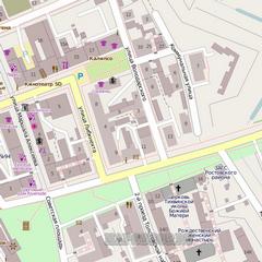 Карта Чистоозерного Района