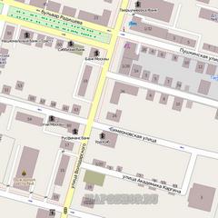 Топографическая Карта Кувандыкского Района