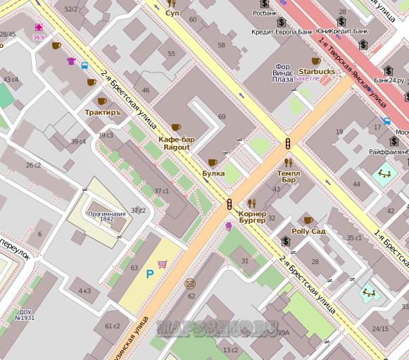 Автомобильную Карту Ростовской Области