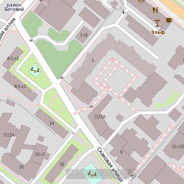 GPS карта Пермского края