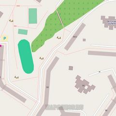 Векторная карта Терского района