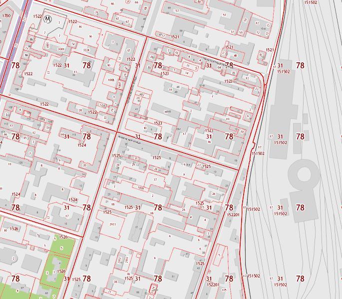 Кадастровая карта ленинградской области кингисеппский район вассакара