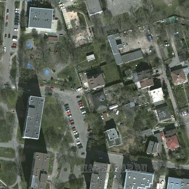 Спутниковая карта села Иогач 1 см - 20 м