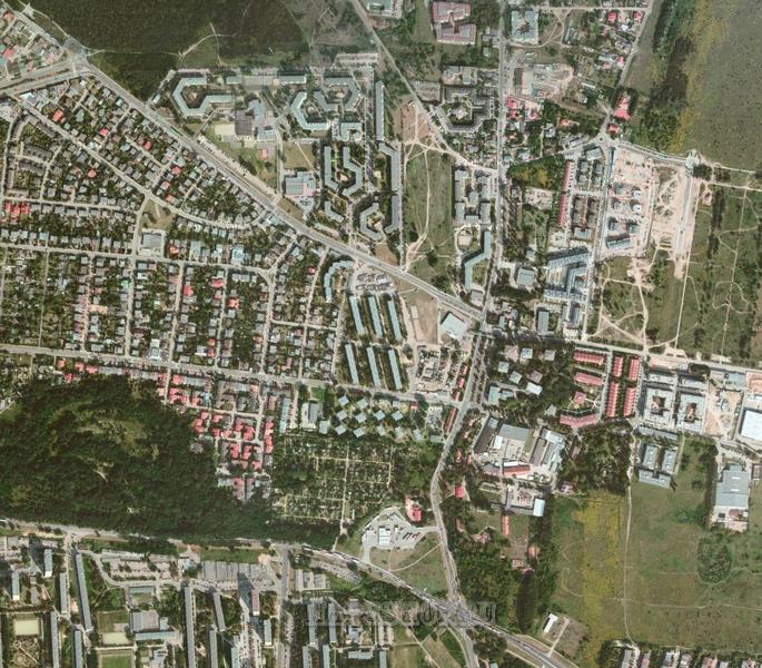 Подробная Карта Грязовецкого Района Вологодской Области