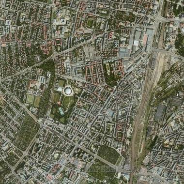 Подробная Карта Колпашевского Района
