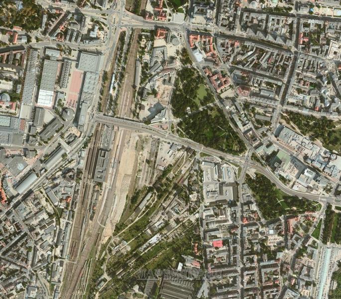Спутниковая Карта Тернопольской Области