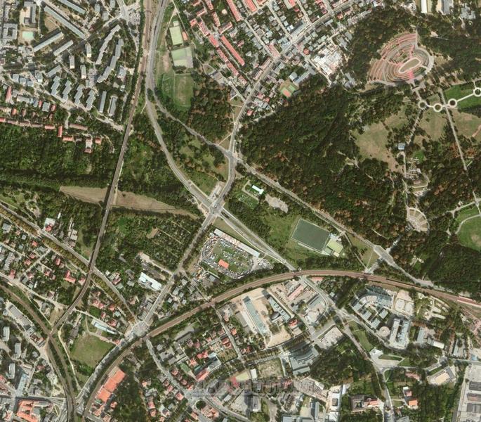 Спутниковая карта азербайджана 1 см