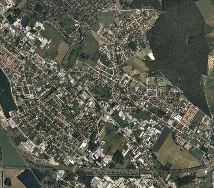 фото краснодар со спутника