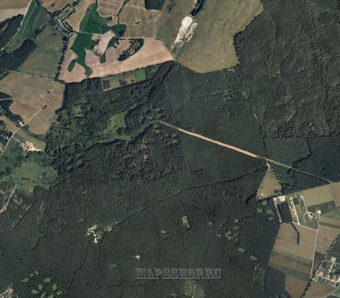 Спутниковая Карта Гродненской Области