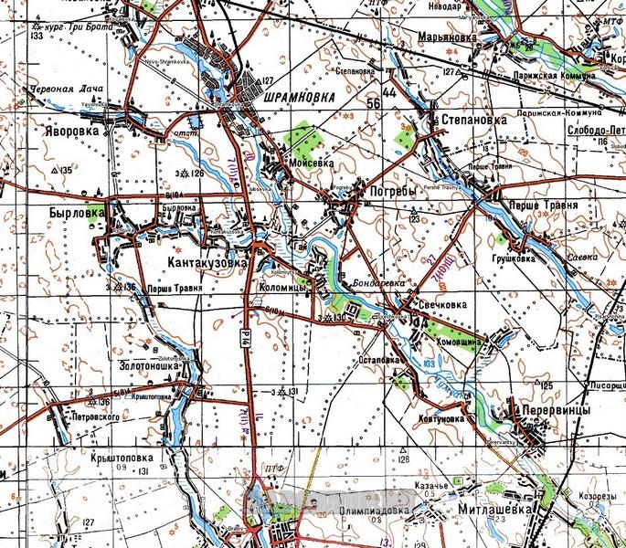 Подробная Карта Грязовецкого Района Спутник