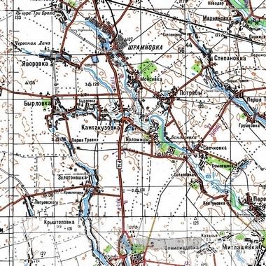 Карта Города Сокола скачать - картинка 3