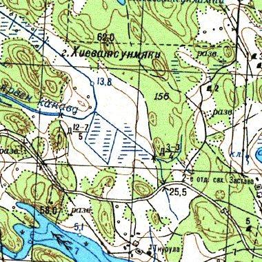 топографическая карта ярославской области 1 см 500 м бесплатно