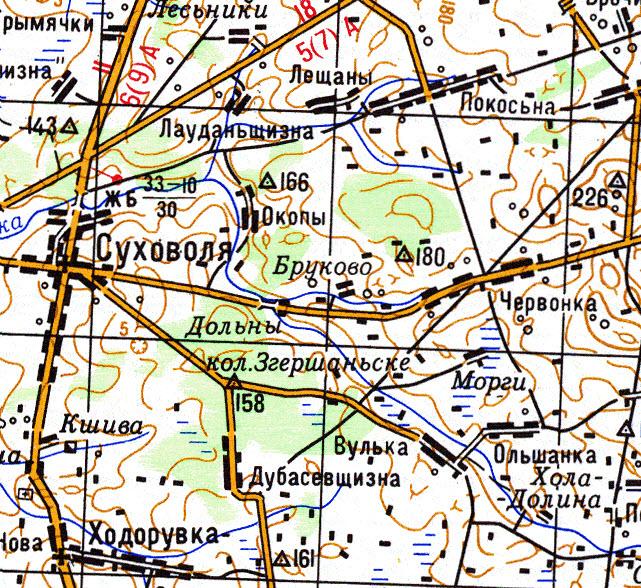Топографическая карта латвии 1 см 2 км