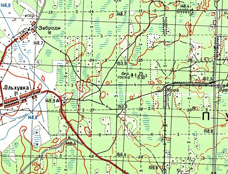 Топографическая карта Беларуси 500 м - подробная топокарта ...: http://mapsshop.ru/topograficheskaia_karta_belarusi_1_sm-500_m.html